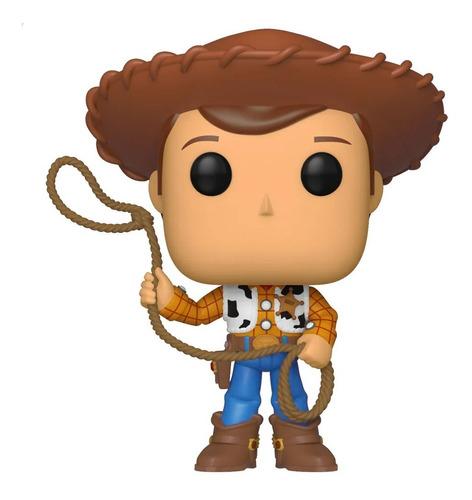 Boneco Funko Pop Disney Toy Story 4 Sheriff Woody 522