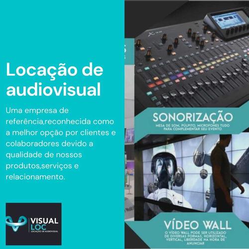 Aluguel De Aparelhos De Áudio Visual Para Eventos