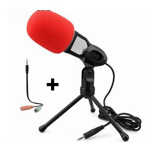 Micrófono Youtuber Para Pc Celular+ Tripie+ Antipop+ Cable