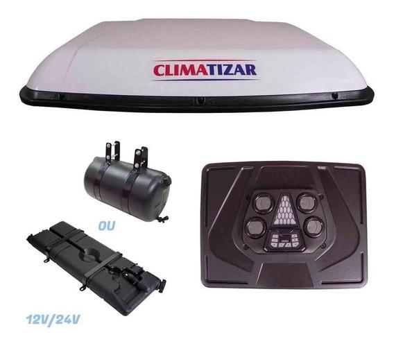 Climatizador De Ar Para Caminhão Climatizar Evolve 12v 24v