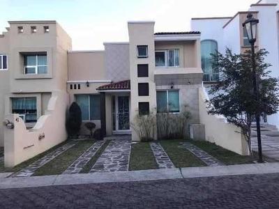 Casa En Renta Ciudad Bugambilias En Coto