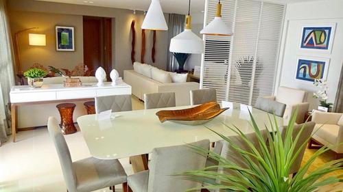 Imagem 1 de 17 de Cobertura  Com 4 Dormitório(s) Localizado(a) No Bairro Areia Preta Em Natal / Natal  - 192