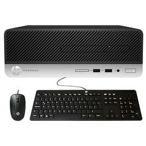 Pc Desktop Hp Prodesk 400 G4 Core I3-6100 4gb/500gb Sff