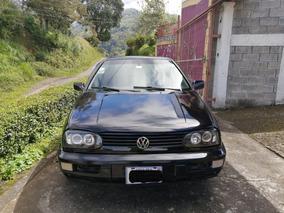 Volkswagen Golf Negro Motor 1800 Cc