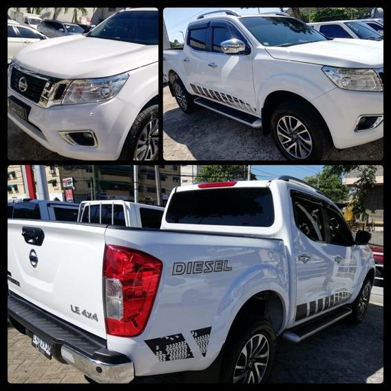 Nissan Frontier Le Japonesa