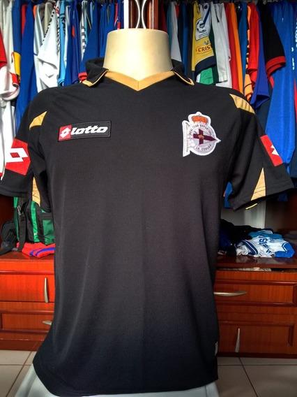 Camisa La Corunã 2010/11 - Oficial Lotto
