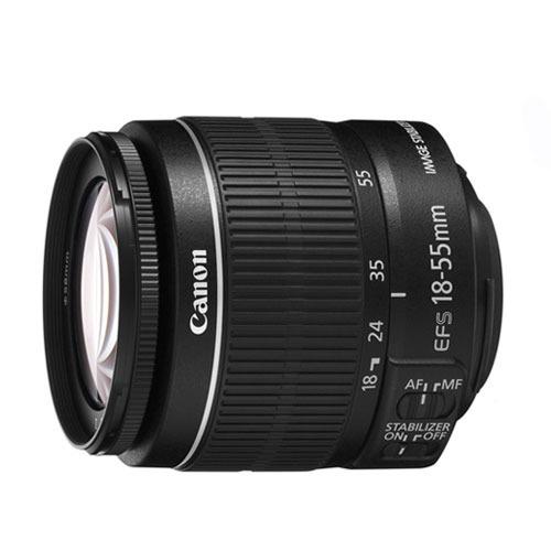 Lente Canon Ef-s 18-55mm Is Ii F3.5-5.6 Nuevo