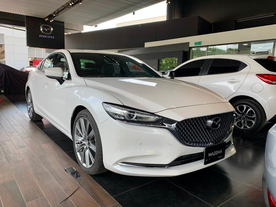 Mazda 6 Signature Nappa 2020 Blanco At 2.5l Turbo