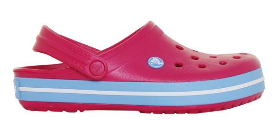 Sandalias Crocs Crocband Mujer Fu/ce