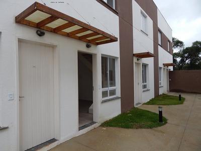 Casa Nova Em Condomínio Fechado Melhor Custo Benefício