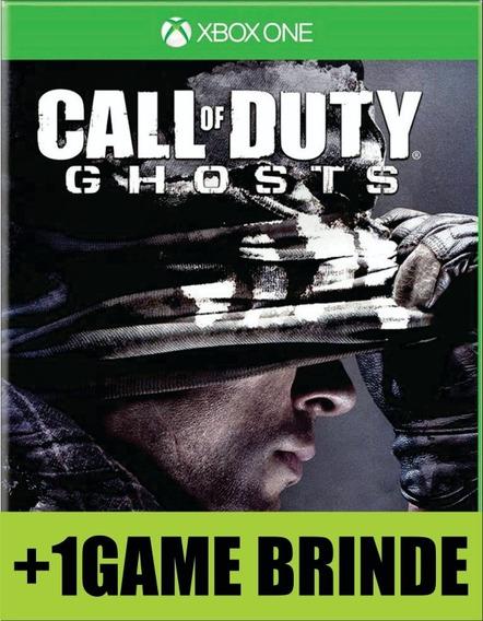 Call Of Duty Ghosts Xbox One Mídia