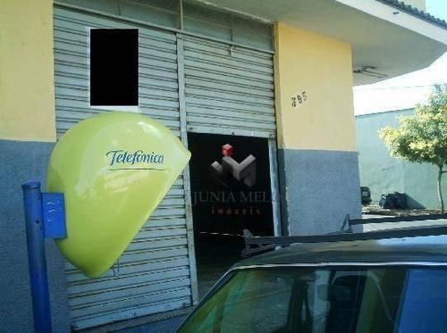 Imagem 1 de 7 de Salão Para Alugar, 45 M² Por R$ 850/mês - Ipiranga - Ribeirão Preto/sp - Sl0112