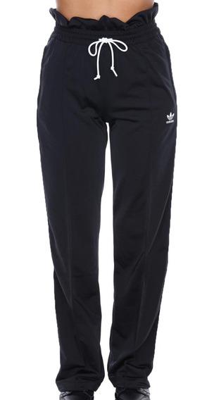 Pantalon adidas Originals Moda Bellista Mujer Ng/bl