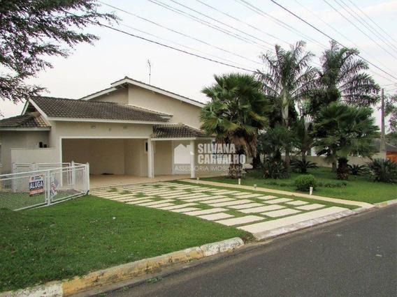 Casa Residencial Para Venda E Locação, Parque Village Castelo, Itu - Ca5376. - Ca5376