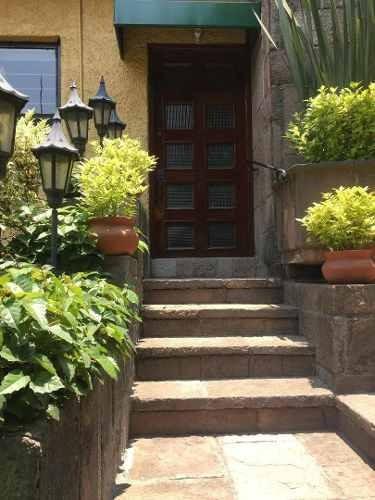 Casa En Renta, Excelente Ubicación En Lomas De Chapúltepec