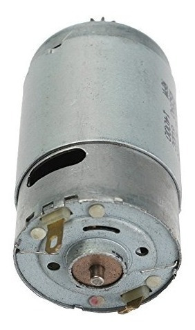 Nrpfell RS390 Caja de Cambios del Motor El/éCtrico 6V 18000RPM Coche de Motor de la Caja de Engranajes para los Ni?Os de Juguete de Coches