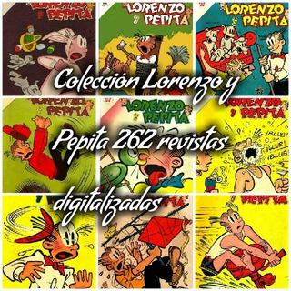 Colección Lorenzo Y Pepita Antiguas Revistas Digitalizadas