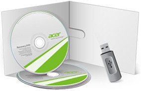 Acer Recovery Disc (mídia Digital-download)