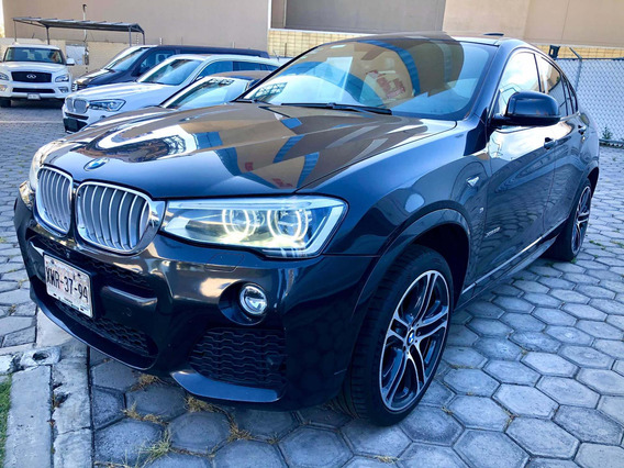 Bmw X4 3.0 Xdrive35i M Sport At 2016