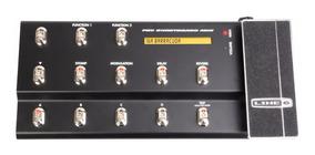 Pedal Controlador Fbv Shortboard Mkii - Loja Oficial Line 6