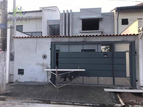 Imagem 1 de 16 de Sobrado Com 3 Dormitórios À Venda, 100 M² Por R$ 495.000,00 - Real Park Tietê Jundiapeba - Mogi Das Cruzes/sp - So0191