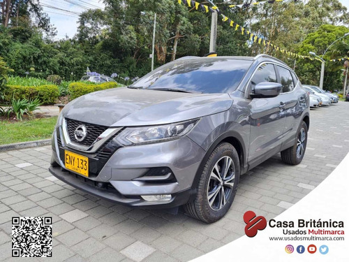 Nissan Qashqai Advance 4x2 Gasolina
