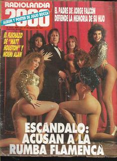 Radiolandia 2000 Nº 3075 Año 1987 Julio Bocca Z10