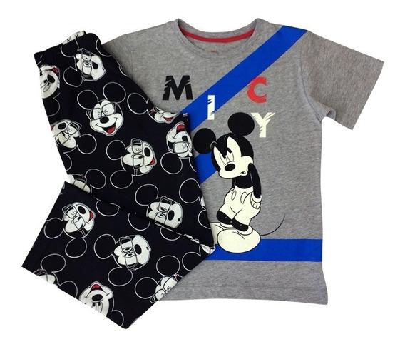 Pijamas Mickey Mouse De Disney Oficiales