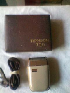 Afeitadora Antigua Marca Ronson 450.