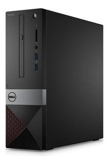 Pc De Escritorio Dell I5 8gb Hd 1tb Win10 Pro Vostro Ram Para Uso Hogar Y Empresa - Garantia Oficial