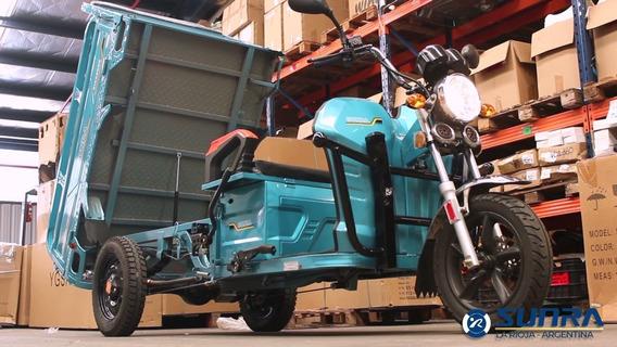 Moto Eléctrica Cargo King Kong Sunra