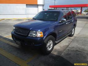 Ford Explorer Xlt - Automatico