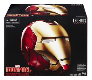 Reserva Ya - Casco Iron Man - Tamaño Real Vengadores.