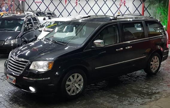 Chrysler Town & Country 3.8 Limited V6 Gasolina Sem Entrada