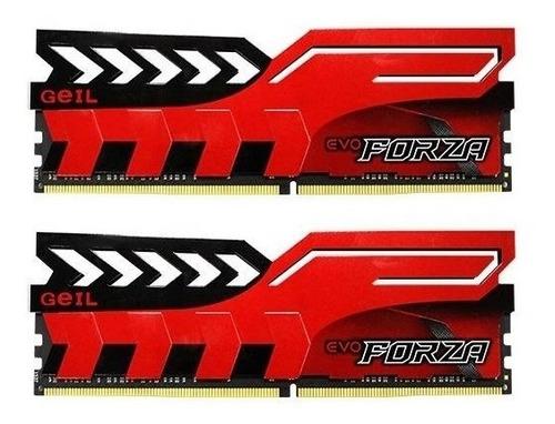Imagem 1 de 1 de Memoria Evo Forza Ddr4 2 X 8 3200 Gfr416gb3200c16dc