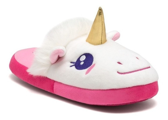 Hermosas Pantuflas Unicornio Tiernas Andrea Envio Gratis Sh+
