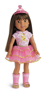 American Girl Wellie Wishers Ashlyn Doll - Entrega Ya!