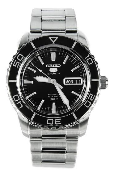 Seiko Diver Automatico 7s36 Snzh55 K1 Submariner Yy