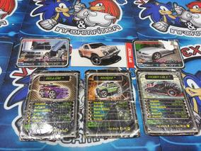 Cartões Hot Wheels Card