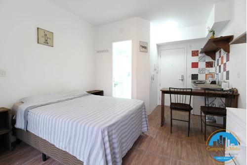 Imagem 1 de 27 de Apartamento À Venda No Bairro Centro - São Paulo/sp, Zona Central - Luz270