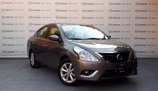 Nissan Versa 2016 Advance M/t A/c 1.6l Acero (297)
