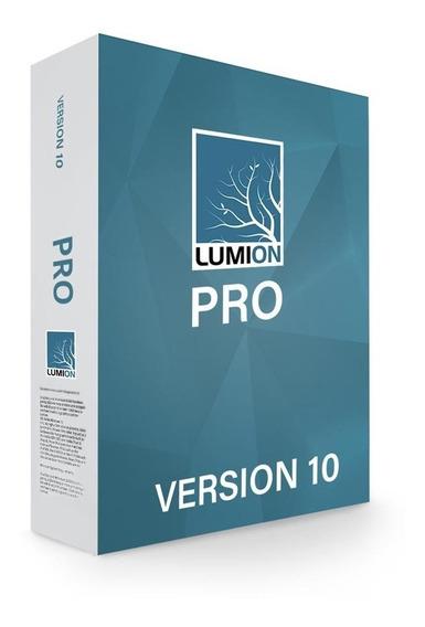 Lumion 10 Pro + Biblioteca + Instrucciones De Instalacion