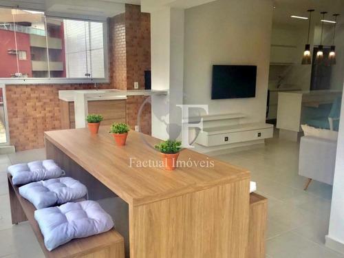 Apartamento Com 2 Dormitórios À Venda, 83 M² - Enseada - Guarujá/sp - Ap10471