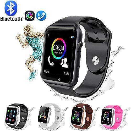 Reloj Inteligente Gl, Bluetooth, Pantalla Táctil, Reloj De P