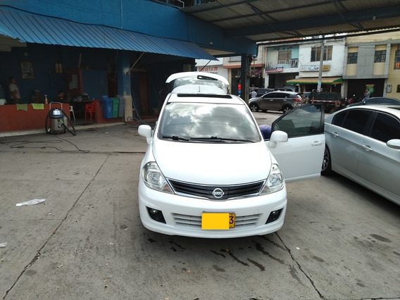 Nissan Tida Premium, 1.8 C.c. Perfecto Estado, Segundo Dueño