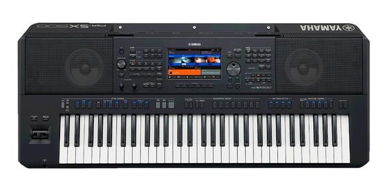 Teclado Yamaha Psr-sx900 Arranjador Tela Touch Screen