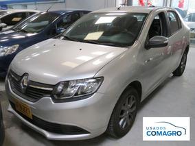 Renault Nuevo Logan Expression2017 Jfn229
