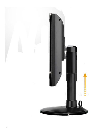 Base Ajustável Aoc Ha22b Para Monitores