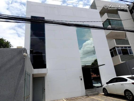 Andar Corporativo Para Alugar, 153 M² Por R$ 5.000,00/mês - Madalena - Recife/pe - Ac0008