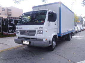 Volkswagen Worker 8.120 Unico Dueño Impecable 2011